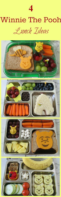 4 Winnie The Pooh Lunch Ideas