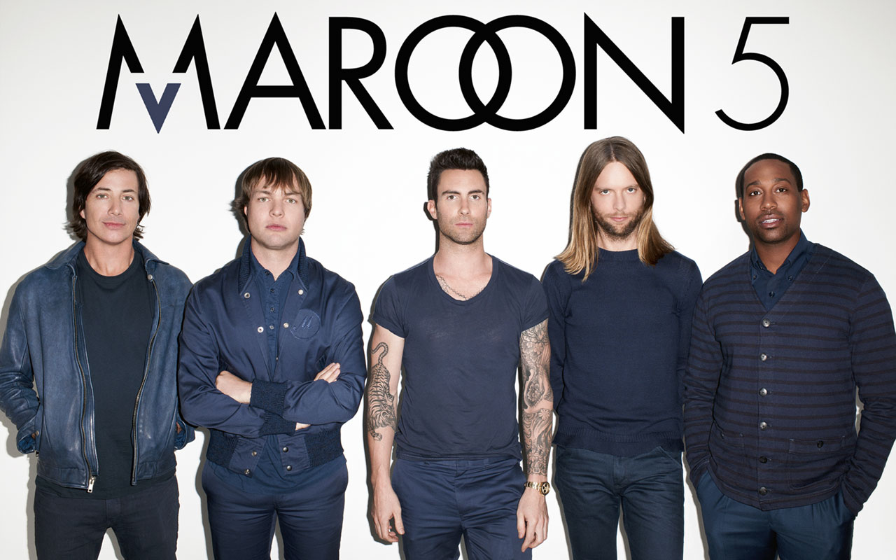 Shabrina's Thought Strength In Numbers Maroon5 S I N