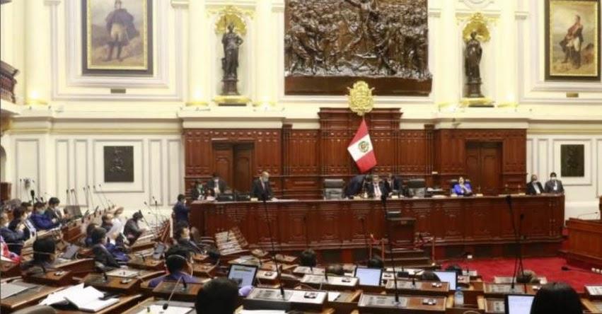 Congreso de la República aprobó por mayoría delegar facultades al Ejecutivo por 45 días para temas relacionado al Covid-19