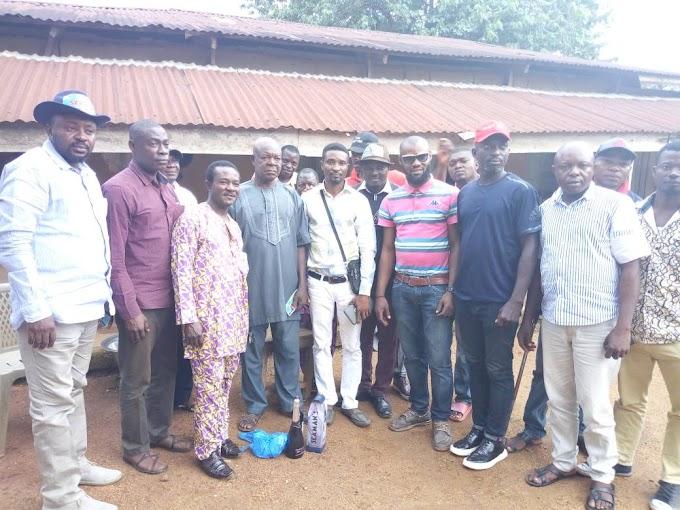HRM Ogamode Onah Ipuole harps on the powers of consultation