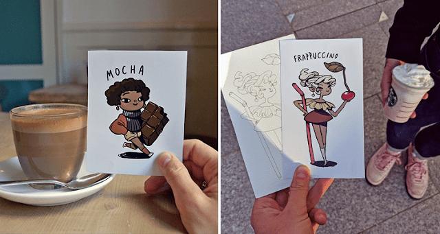 ilustraciones-de-personajes-inspirados-en-tipos-de-café-marija-tiurina