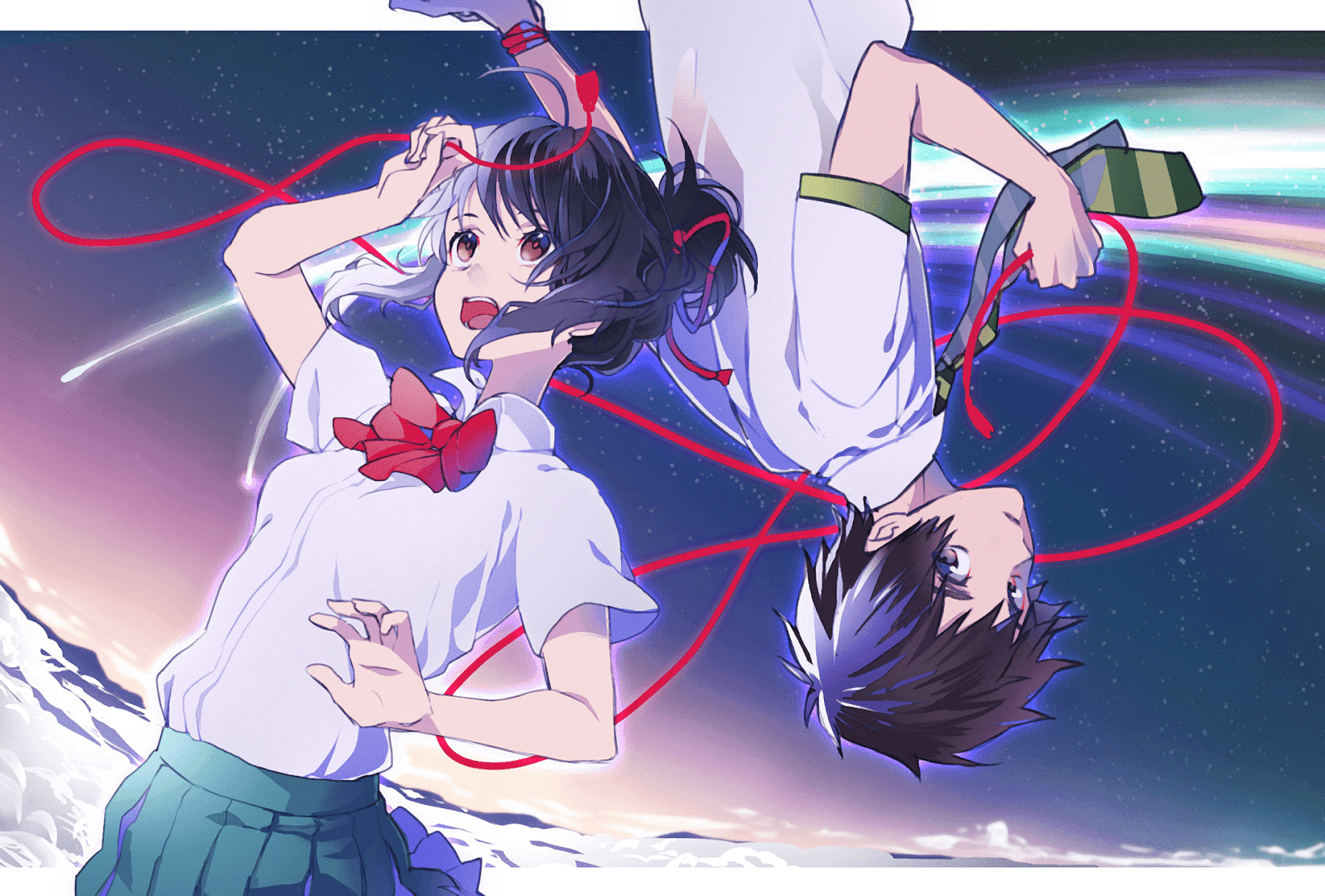 AowVN%2B%252820%2529 - [ Hình Nền ] Anime Your Name. - Kimi no Nawa full HD cực đẹp | Anime Wallpaper