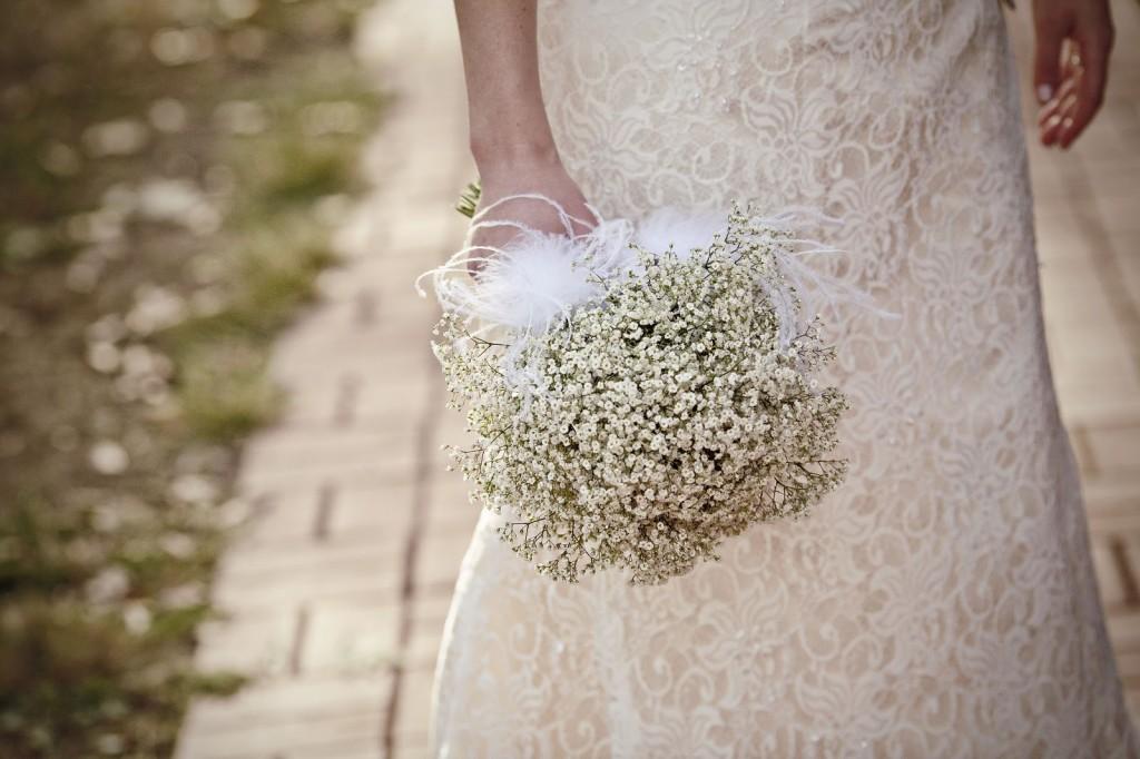 Cheap Wedding Gowns Toronto: De Lovely Affair: Baby's Breath Wedding Decor