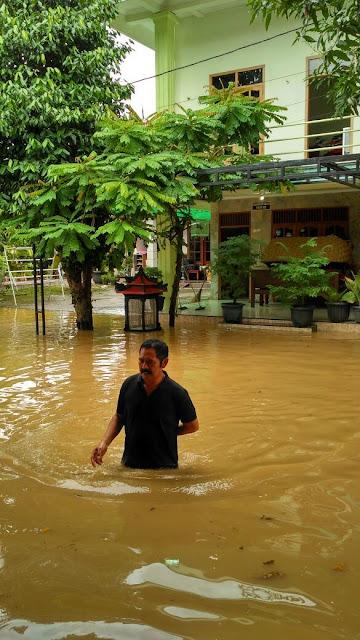 Jawa Tengah Siaga Bencana, 35 Orang Meninggal 26 Hilang dan Lebih dari 1.500 Diungsikan