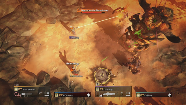 Helldivers PC Game Free Download Photo