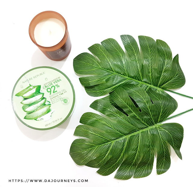 [Review] Nature Republic Soothing and Moisture Aloe Vera 92%