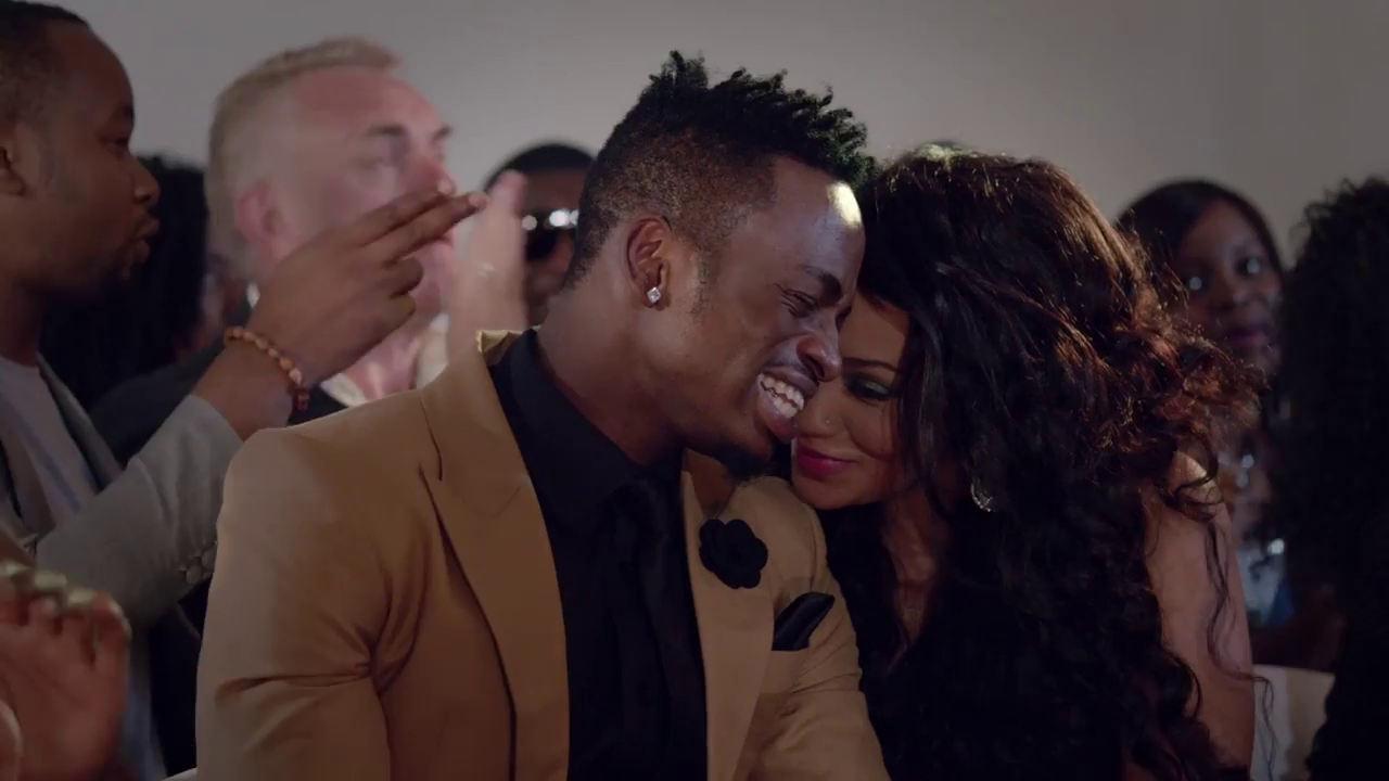 Official VIDEO | Diamond Platnumz - Utanipenda - DJ Mwanga