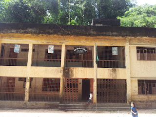 Govt. School in Rangamati