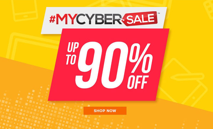 Photobook #MYCYBERSALE Promotion - Up to 90% Off