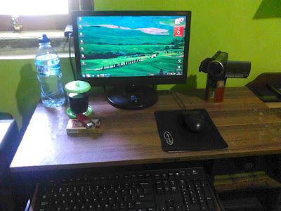 komputer wapik tenan - diambil dikamar saya