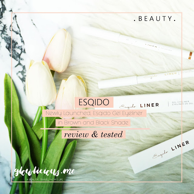 Newly Launched, Esqido Gel Eyeliner
