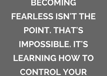 Be Fearless Quotes Be Fearless In The Pursuit Of What Sets Your Soul