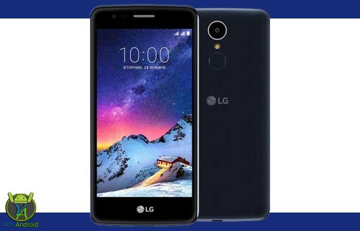 LG K8 2017 Dual SIM LTE X240 Full Specs Datasheet