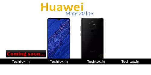 Huawei Mate 20 lite- Price, Full Specifications & Features at Techtox.in
