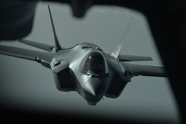 USAF F-35A first combat employment