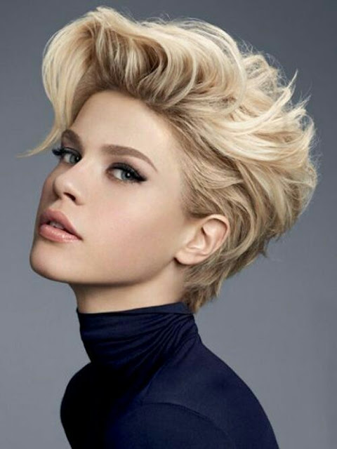 Gorgeous short hairstyle