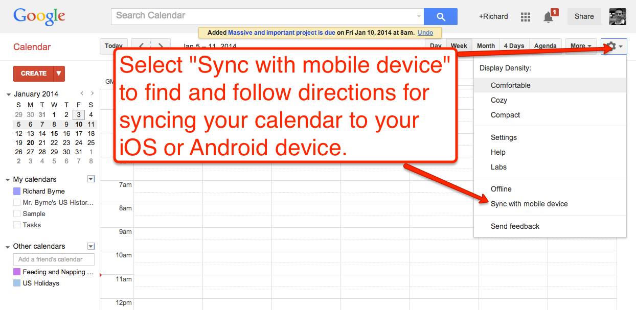 How To Create Reminders On Google Calendar