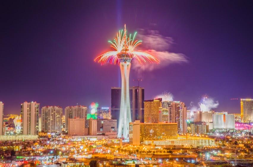 Feriados de 2015 em Las Vegas