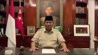 Pesan Terbaru Prabowo Usai Pidato Wasiat Siap Syahid