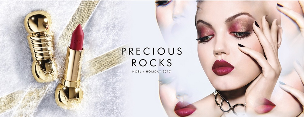 Beauty: Precious Rocks Christmas Collection Dior