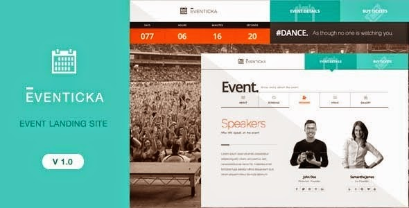 marketing Event and Ticketing Template