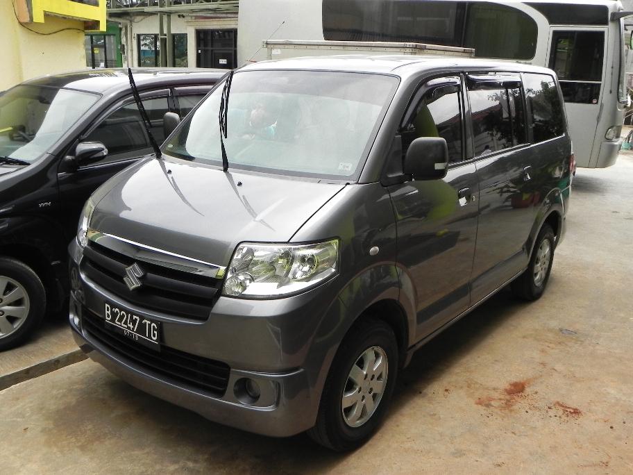 Dijual Suzuki APV Arena Type GL Tahun 2008 Mulus Mesra