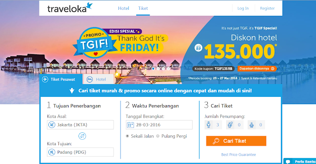 Traveloka+Kami+Suka+Online