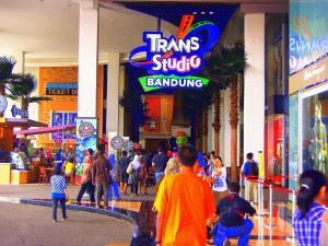 Wisata Trans Studio Kota Bandung