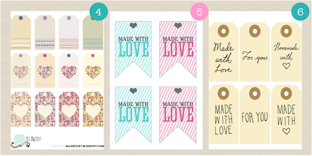 Creative mindly etiquetas para descargar crear imprimir - Disena tu casa gratis ...