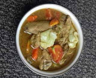resep tongseng ayam enak dan sederhana
