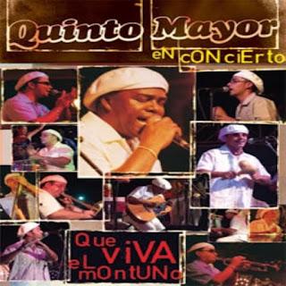 QUE VIVA EL MONTUNO CD 2 - QUINTO MAYOR EN CONCIERTO (2004)