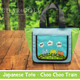 Lunch Bag Japanese Tote