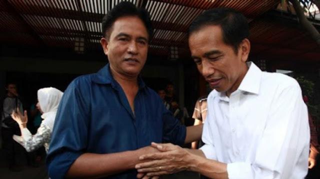 Kuasa Hukum HTI, Yusril jadi Pengacara Jokowi-Maruf karena Dilobi Erick Thohir