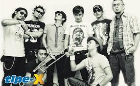 Lirik lagu band Tipe-X  - Salam Rindu