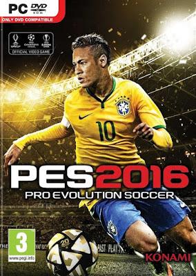 Download - Pro Evolution Soccer 2016 (PC) DUBLADO PT BR