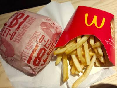 Ebi-fillet-o McDonalds Japan