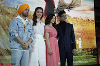 Anushka Sharma with Diljit Dosanjh at Press Meet For Their Movie Phillauri 054.JPG