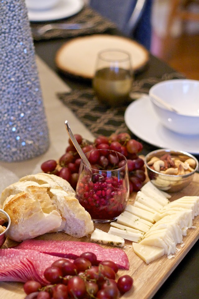 what to include on a cheese plate