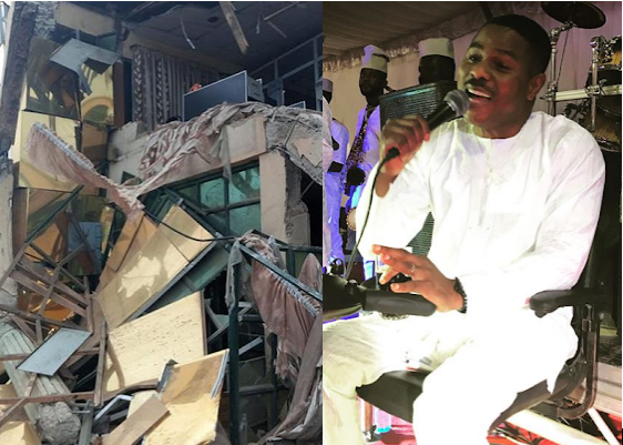 Yinka-Ayefele-music-demolished-by-Oyo-government
