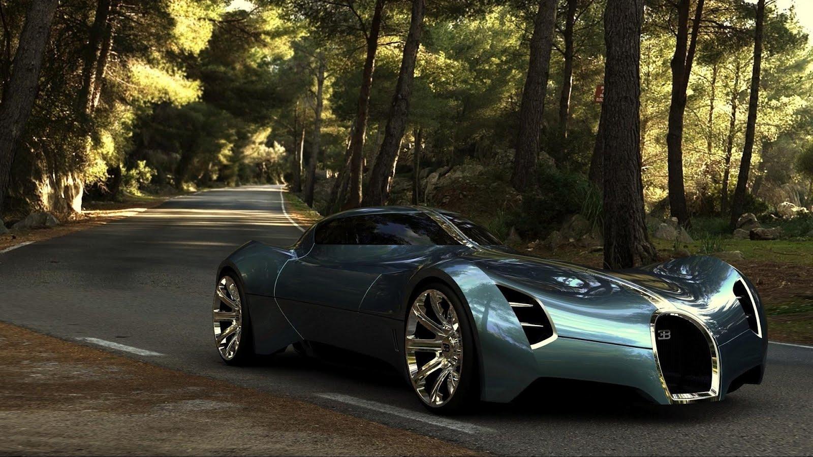 advanced technology,future expensive car,asphalt,clean ...