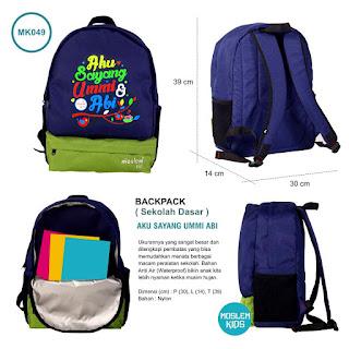 Belanja online tas sekolah anak perempuan