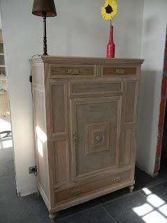 Renovatie kast