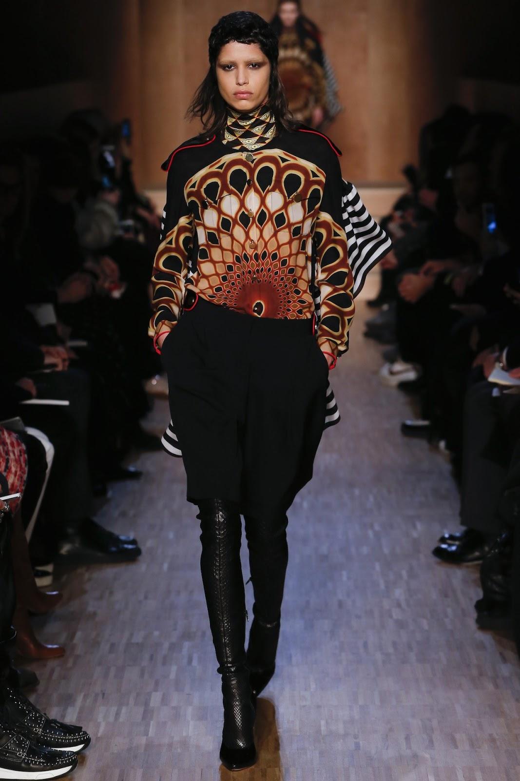 Givenchy Fall / Winter 2016.17 Paris
