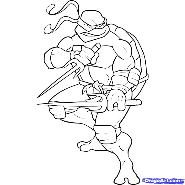 Ninja Turtle Coloring Pages Teenage Mutant Ninja Turtle Coloring Pages  Within Ninja Turtles Coloring Pages
