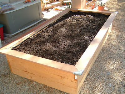 Choosing Soil for Raised Beds