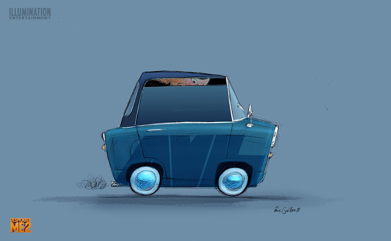 Lucy Car