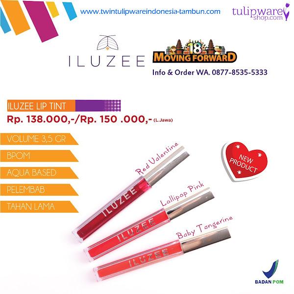 Iluzee Iluzee Lip Tint - Katalog 2018 Twin Tulipware