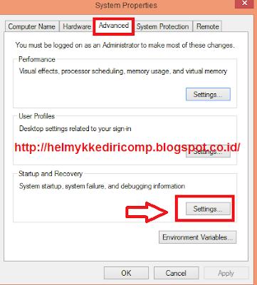 Menghilangakan Early Version Windows Saat Booting