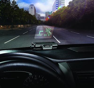Garmin HUD+ Navigation System