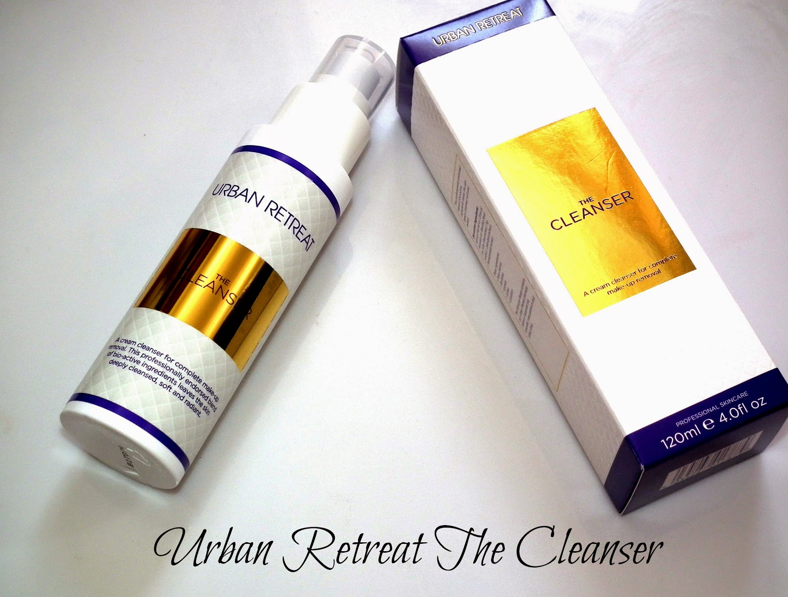 Urban Retreat The Cleanser Reviews